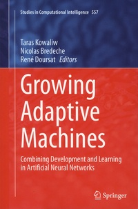 Histoiresdenlire.be Growing Adaptive Machines - Combining Development and Learning in Artificial Neural Networks Image