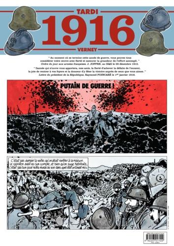 Journal de la Guerre 14-18 Tome 3 1916