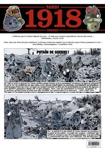 Journal de la Guerre 14-18 Tome 5 1918