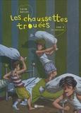 Tarek et  Batist - Les chaussettes trouées Tome 3 : La pension.