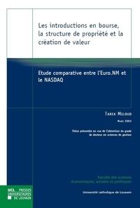 Les introductions en bourse, la structure de propriété et la création de valeur - Etude comparative entre lEuro.NM et le NASDAQ.pdf