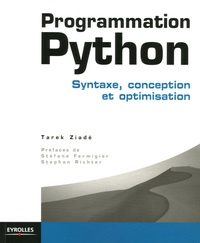 Programmation Python - Tarek Ziadé | Showmesound.org