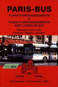 Taride - Plan-guide de Paris - Paris-bus.