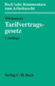Tarifvertragsgesetz - Mit Durchführungs- und Nebenvorschriften.
