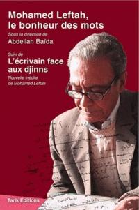 Tarik - Mohamed Leftah - Le bonheur des mots.