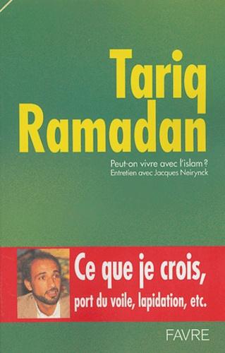 Tariq Ramadan - Peut-on vivre avec l'islam ?.
