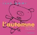 Taro Gomi - L'automne - Un livre à dessiner et à colorier.