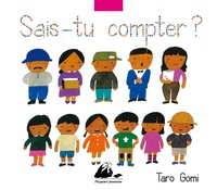 Taro Gomi - Sais-tu compter ?.