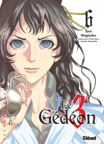 Taro Nogizaka - Le 3e Gédéon Tome 6 : .