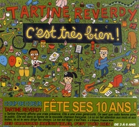 Tartine Reverdy - C'est très bien !.