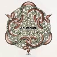 Alixetmika.fr Calendrier Escher 2015 Image