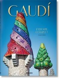 Taschen - Gaudí - Toute l'architecture.