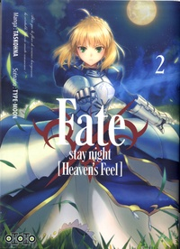 Taskohna et  Type-Moon - Fate/stay night (Heaven's Feel) Tome 2 : .