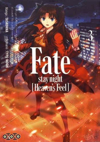 Fate/stay night (Heaven's Feel) Tome 3