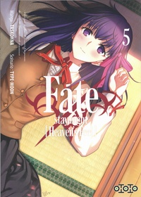 Taskohna et  Type-Moon - Fate/stay night (Heaven's Feel) Tome 5 : .