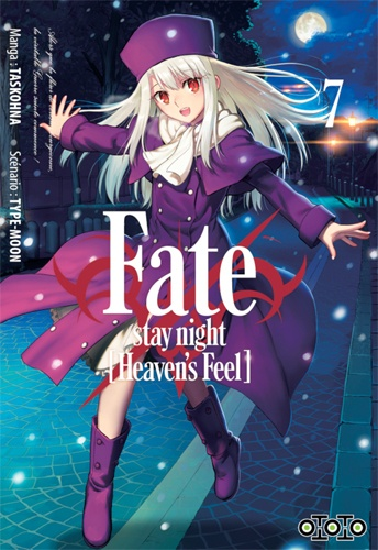 Fate/stay night (Heaven's Feel) Tome 7