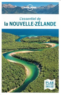 Tasmin Waby et Brett Atkinson - L'essentiel de la Nouvelle Zélande. 1 Plan détachable