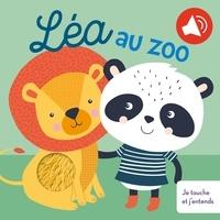 Tati Abaurre - Léa au zoo.