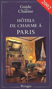 Tatiana Gamalleeff-de Beaumont et Michelle Gastaut - Hôtels de charme à Paris.