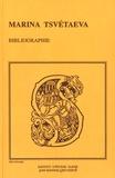 Tatiana Gladkova et Lev Mnukhine - Bibliographie des oeuvres de Marina Tsvétaeva.