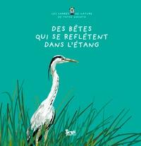 Deedr.fr Des bêtes qui se reflètent dans l'étang Image