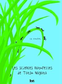 Tatsu Nagata - Les sciences naturelles de Tatsu Nagata  : La fourmi.