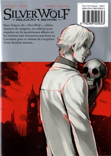 Silver Wolf Tome 1