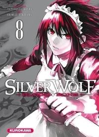 Tatsukazu Konda et Shimeji Yukiyama - Silver Wolf Tome 8 : .