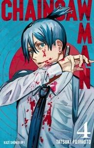 Tatsuki Fujimoto - Chainsaw Man Tome 4 : .