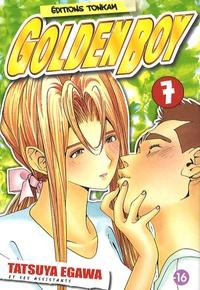Tatsuya Egawa - Golden Boy Tome 7 : .