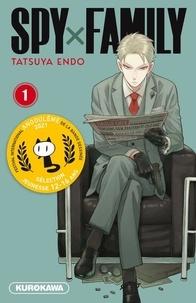 Tatsuya Endo - Spy X Family Tome 1 : .