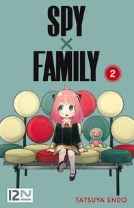 Tatsuya Endo - Spy X Family Tome 2 : .