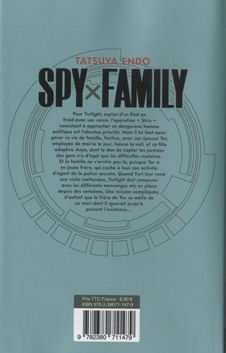 Spy X Family Tome 3
