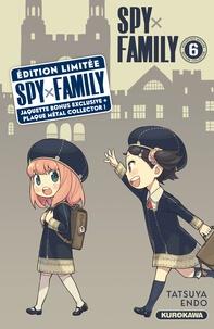 Tatsuya Endo - Spy X Family Tome 6 : .