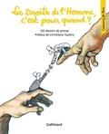 Taubira Christiane - Les Droits de l'Homme, c'est pour quand? - 120 dessins de presse.