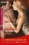 Tawny Weber et Jennifer LaBrecque - Délicieuse séduction - Un audacieux amant - Dans le secret des nuits - (promotion).