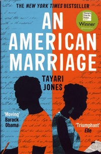 Tayari Jones - An American Marriage.