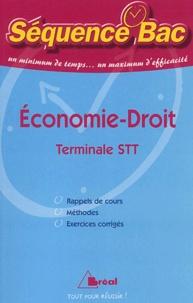 Taylor Anelka et Christian Rudelle - Economie Droit Terminale STT.