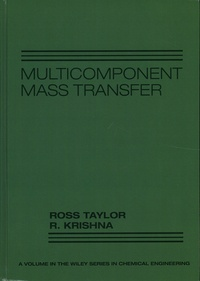 Taylor et  Krishna - Multicomponent Mass Transfer.
