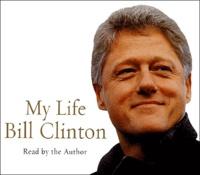 Bill Clinton - My Life - 6 CD audio.