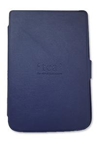 Papeterie Papeterie - Housse classique liseuse Touch Lux 3 - Bleu.