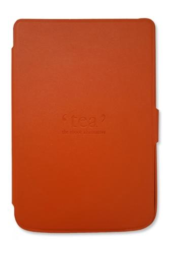 Papeterie Papeterie - Housse classique liseuse Touch Lux 3 - Orange.