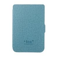 Papeterie Papeterie - Housse de liseuse Touch Lux 3 chinée Turquoise.