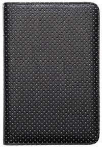 Papeterie Papeterie - Housse Dots Touch Lux noir/gris.