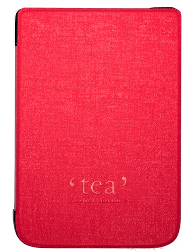Papeterie Papeterie - Housse liseuse TL4 et Touch HD PLUS rouge.