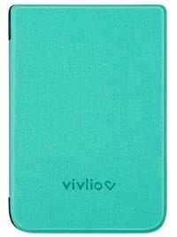 Papeterie Papeterie - Housse liseuse TL4  et Touch HD plus verte Vivlio.