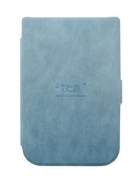 Papeterie Papeterie - Housse liseuse Touch HD - Bleu canard.
