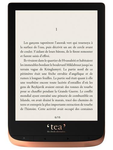 Papeterie Papeterie - Liseuse Touch HD PLUS noir/bronze.