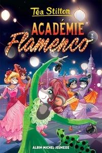 Téa Stilton - Académie flamenco.