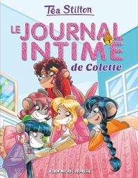 Téa Stilton - Téa Sisters - Le collège de Raxford Tome 2 : Le journal intime de Colette.